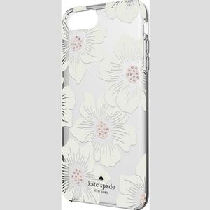 Kate Spade Hollyhock Hardshell Case iPhone7 8 Plus